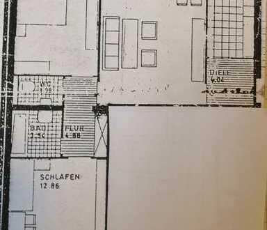 Gepflegte 3-Zimmer-Wohnung mit Balkon in Karlsruhe-Innenstadt-Ost am Lidellplatz