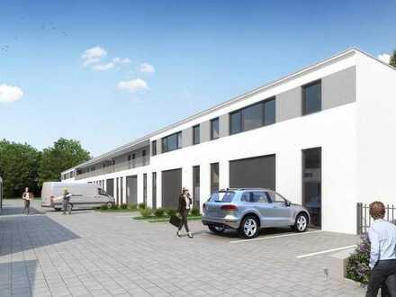 Gewerbe Neubau (GE01) hohe Rendite oder Eigennutzung - top Lage -