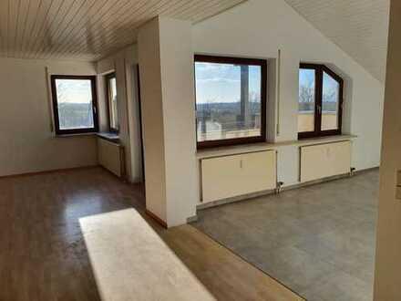 Attraktiv und ruhig wohnen in Müllheim/Britzingen mit Fernblick zu den Vogesen und in die Weinberge