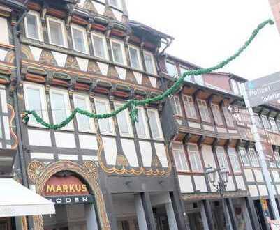 Hier könnte Ihr Hotel enstehen direkt am Marktplatz von Einbeck!
