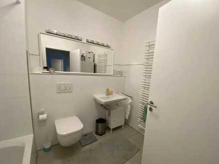 Schöne 3-Zimmer Wohnung in Schweinfurt Zentrum, 4.Stock mit Südwest-Terrasse und 2x Tiefgarage
