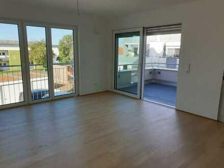 Whg. D4 * 2,5-Zi-Neubau-Whg. mit Balkon und Pkw-Stellplatz zu vermieten