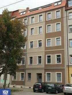 Sehenswerte Wohnung mit Balkon und Stellplatz in Citynähe!