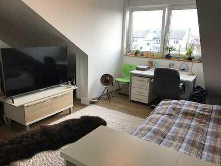 Möbliertes 20 qm Zimmer in netter Studenten-WG - Zwischenmiete