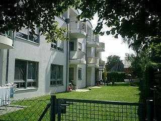 2 ZKB - Wohnung in Königsbrunn mit Westterrasse und Garten - unweit Ilsesee