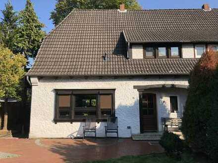 Doppelhaushälfte in Toplage mit fünf Zimmern in Oldenburg (Kreis), Wildeshausen