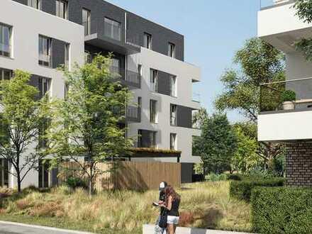 Moderne 3-Zimmer Neubauwohnung - Provisionsfrei, Erstbezug