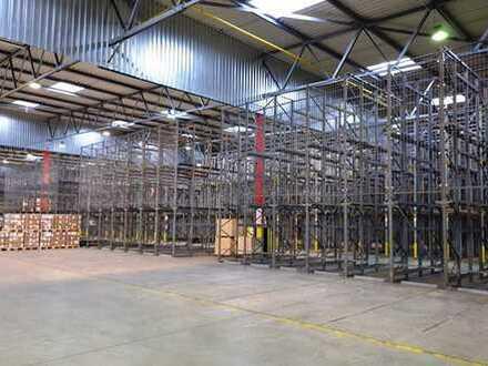 Bremerhaven, Logistikliegenschaft mit ca. 7.000 m² Hallenfläche