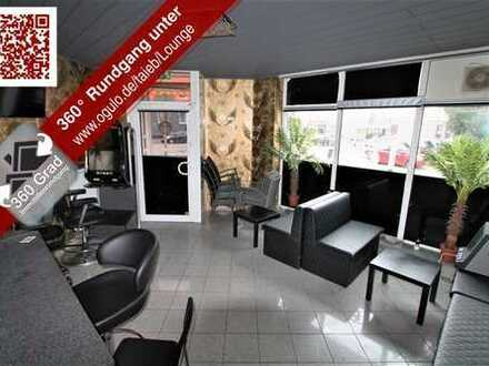 Café - Bar zentral in Darmstadt