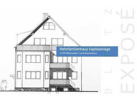 Mehrfamilienhaus- Kapitalanlage #Schmuckstück in Mittenwalde -