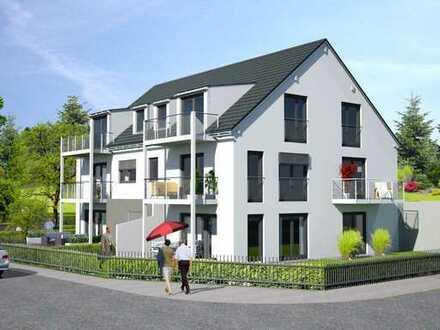 Perfekt geschnittene 3 Zimmer Erdgeschosswohnung mit großzügigem Gartenanteil