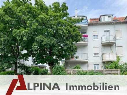 Ideal für Kapitalanleger! Vermietete 2-Zi-Wohnung in Happing