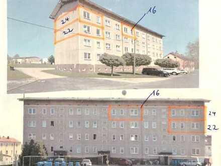 Paketverkauf 3! Wohnungen jew. 3ZKB 58 qm, renoviert & bezugsfertig, Nähe Bad Rodach/ Bayern