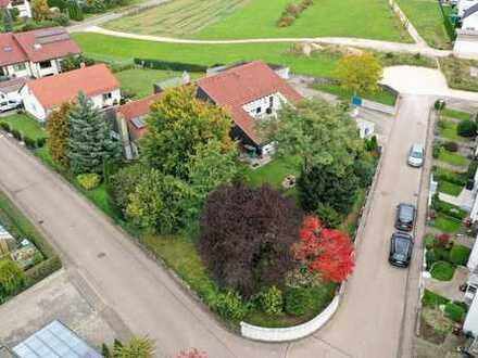 Repräsentatives Anwesen mit knapp 2.000 m² großem Grundstück in Ehingen