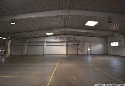 Halle (Saale), ca. 8.300 m² Lager- & Produktionsfläche + Verwaltungsgebäude