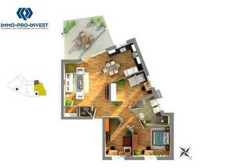 * Provisionsfrei * Bezugsfertige 4 Zimmer Wohnung ink. Einbauküche und Garage