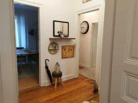 3 Zimmer Altbauwohnung in Bergedorf z. Zwischenmiete