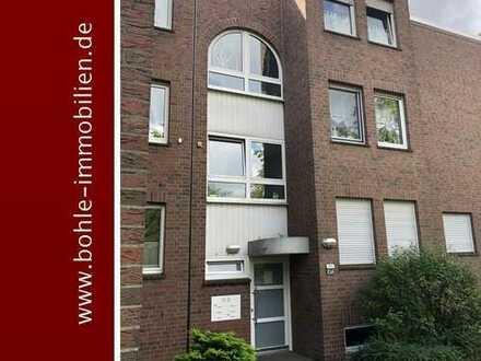 Klasse ETW im Erdgeschoss mit Tiefgarage, Einbauküche in gepflegtem Wohnhaus - ZENTRUM!!!