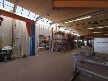 Produktions-/Lagerfläche mit Büro