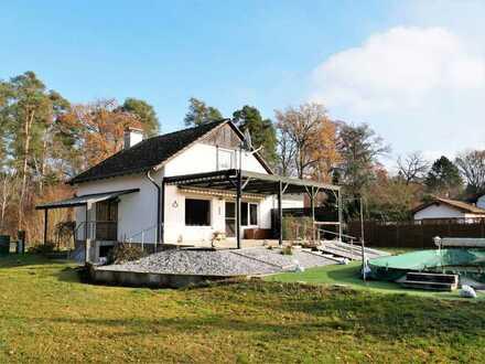 !!= Klein – Fein – Dein! – Traumhaus für Naturliebhaber und Genießer des schönen Lebens! =!!