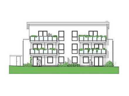 Neubau Erstbezug - SG-Wald - 3 Zimmer, KDB, WC mit Dusche, großer Balkon