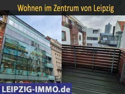 Schicke 2Zi.-Singlewohnung im Zentrum*EBK*BLK*Lift*Parkett