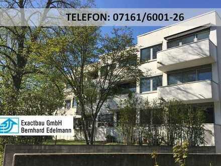 2-Zimmer-Wohnung im Erdgeschoss mit einer Wohnfläche von ca. 65 m² mit Balkon