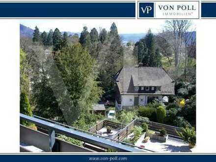Großzügige Etagenwohnung in bester Wohnlage von Baden-Baden mit großem Potential zum Schmuckstück