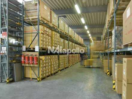 Ca. 600 m² Hallenfläche   verkehrsgünstig gelegen   5 m UKB
