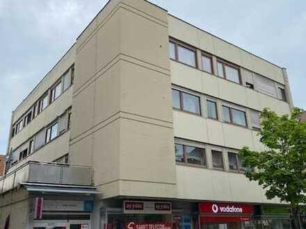 Helle, renovierte 3,5 Zi-Wohnung, zentrale Lage in 74172 Neckarsulm