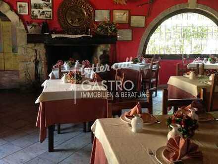 Imbiss-Restaurant im Friedrichshainer Nordkiez