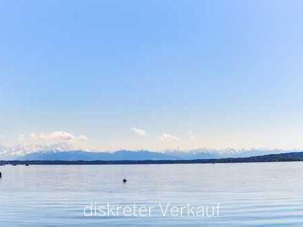 Die Villa am Starnberger See - das Beste an zeitgenössischer Moderne