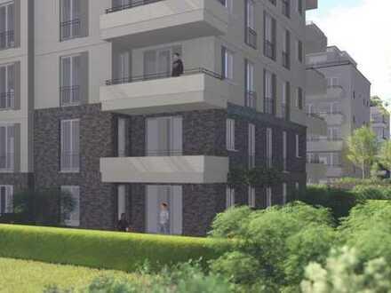 Moderne Gartenwohnung in Südwestlage - Neubau Erstbezug