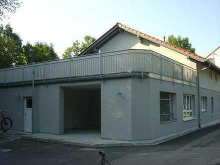 3-Zimmer-EG-Wohnung mit Terrasse in ruhiger, zentraler Lage in Bad Aibling