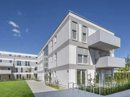 Schöne 3,0 ZKB-Wohnung in Ladenburg in dem Neubaugebiet Hockenwiese (BESICHTIGUNG SIEHE SONSTIGES)