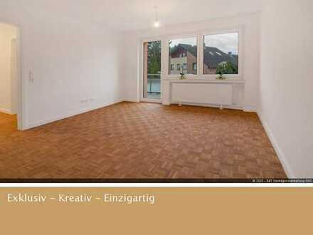 Schöne kernsanierte Wohnung mit Balkon in Alt - Vinnhorst!