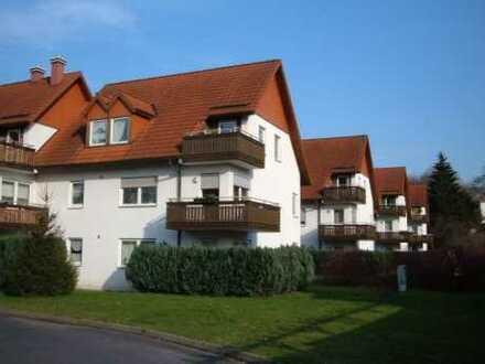 Großzügige 4-Raum-Wohnung mit Balkon in ruhiger Wohnlage