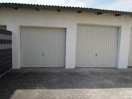 Garage in Beilngries zu vermieten