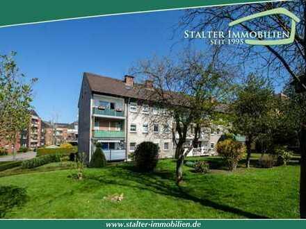 Ruhig und zentral, 3 Zimmer Dachgeschoss Wohnung in Hattingen