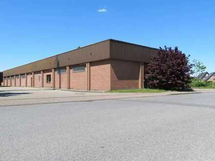 620qm Gewerbehalle für Groß- und Einzelhandel, Lager, Dienstleister oder auch Produktion