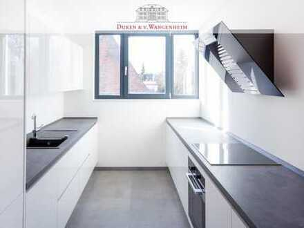 Rarität.  Hochwertige Dachterrassenwohnung im Erstbezug.