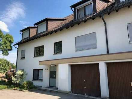 2-Zimmer Terrassenwohnung im Zentrum von Bad Saulgau