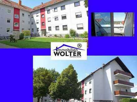 *** GUTER SCHNITT - LOGGIA - Pkw-Stellplatz - FENSTER 2019 - Heizung 2017 ****