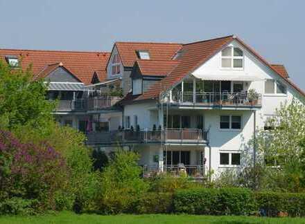 Idyllisches Wohnen am Rande des Stadtwaldes