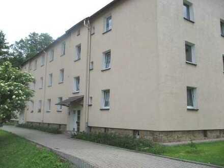 2-Zimmer-Erdgeschosswohnung in Schwarzenberg zu vermieten
