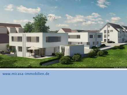 """""""Quartier am Bahnhof"""" Tolle Doppelhaushälften mitten in Nufringen"""