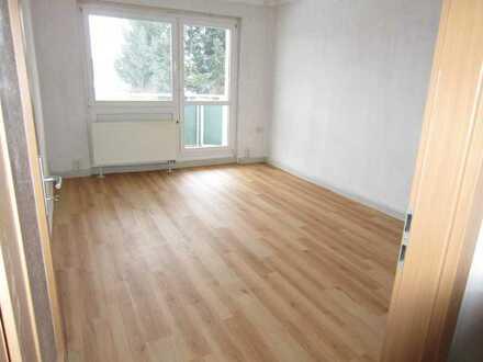 3 Zimmer Wohnung in gepflegtem, ruhigem Umfeld - Balkon - stadtnah