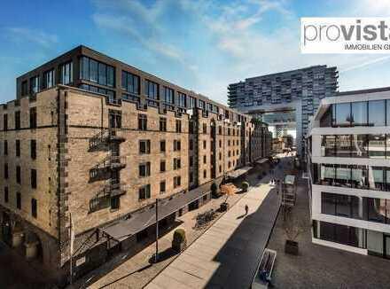 Luxuriöse 3-Zimmer-Wohnung mit Balkon, 3.OG, Rheinauhafen