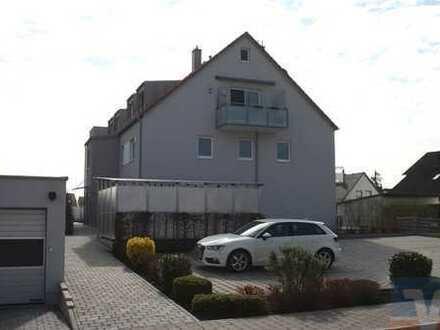 Attraktive 3-Zimmer-DG-Wohnung in Hallbergmoos