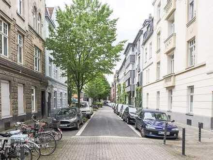 Ehrenfeld, Kleine schicke 2-Zimmer-Erdgeschosswohnung in zentraler Bestlage
